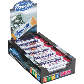 Xenofit Carbohydrate Riegel Box Wildbeere 24 x 68g
